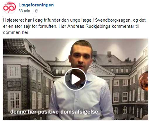 Andreas Rudkjøbing om Højesteretsdommen i video